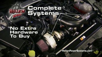 Hellion Power Systems Twin Turbo Kits TV Spot, 'Ford Mustang Power' - Thumbnail 4
