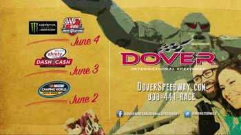 Dover International Speedway TV Spot, 'Red, White and Blue' - Thumbnail 5