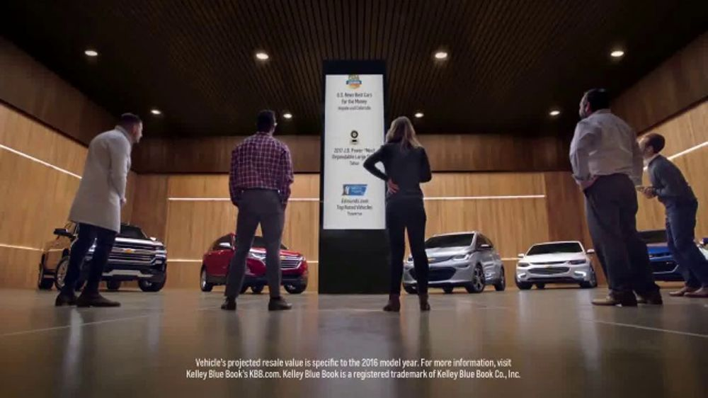 Chevrolet TV Commercial, 'The Awards Keep Coming' [T1]