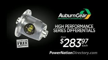 PowerNation Directory TV Spot, 'Differentials, Fans, Pumps and Headers' - Thumbnail 2