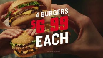 Red Robin $6.99 Tavern Lineup TV Spot, 'Down for Red Robin' - Thumbnail 6