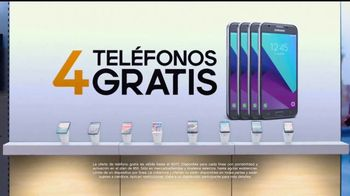Boost Mobile Best Family Plan TV Spot, 'Es fácil hacer el switch' [Spanish] - Thumbnail 7