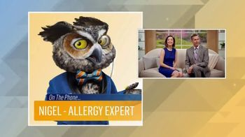 XYZAL Allergy 24HR TV Spot, 'Talk Show'