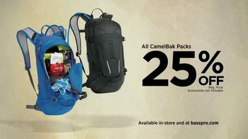 Bass Pro Shops Go Outdoors Event and Sale TV Spot, 'Hydration Packs' - Thumbnail 7