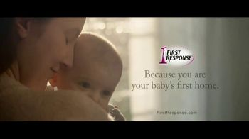 First Response TV Spot, 'Baby's First Home' - Thumbnail 10