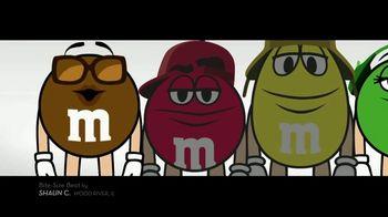 M&M's TV Spot, 'Bite-Size Beat by Shaun C.' - Thumbnail 1