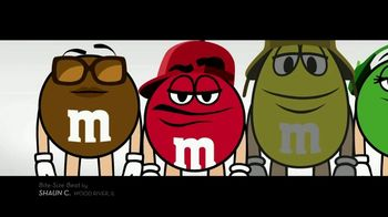 M&M's TV Spot, 'Bite-Size Beat by Shaun C.' - Thumbnail 2