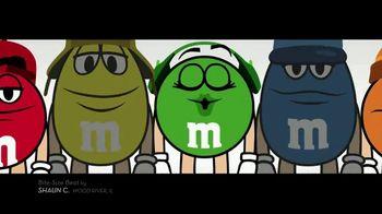 M&M's TV Spot, 'Bite-Size Beat by Shaun C.' - Thumbnail 4