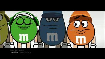 M&M's TV Spot, 'Bite-Size Beat by Shaun C.' - Thumbnail 5