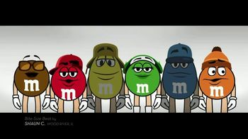 M&M's TV Spot, 'Bite-Size Beat by Shaun C.'