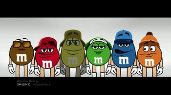M&M's TV Spot, 'Bite-Size Beat by Shaun C.' - Thumbnail 7