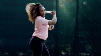 Tempur-Pedic TV Spot, 'Pressure' Featuring Serena Williams - 1880 commercial airings