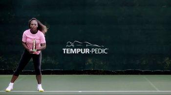 Tempur-Pedic TV Spot, 'Pressure' Featuring Serena Williams - Thumbnail 1