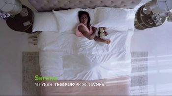Tempur-Pedic TV Spot, 'Pressure' Featuring Serena Williams - Thumbnail 3