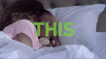 Tempur-Pedic TV Spot, 'Pressure' Featuring Serena Williams - Thumbnail 9