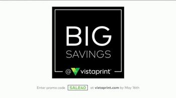 Vistaprint Big Savings TV Spot, 'Try Something New' - Thumbnail 1