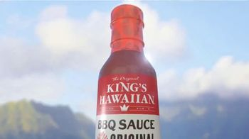 King's Hawaiian BBQ Sauce TV Spot, 'Singing Buns' - Thumbnail 1