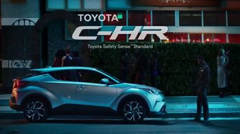 2018 Toyota C-HR TV Spot, 'All the Better' - Thumbnail 7