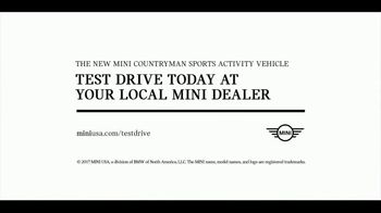 MINI May Test Drive Event TV Spot, 'Compare' Song by Tennessee Jet [T1] - Thumbnail 9