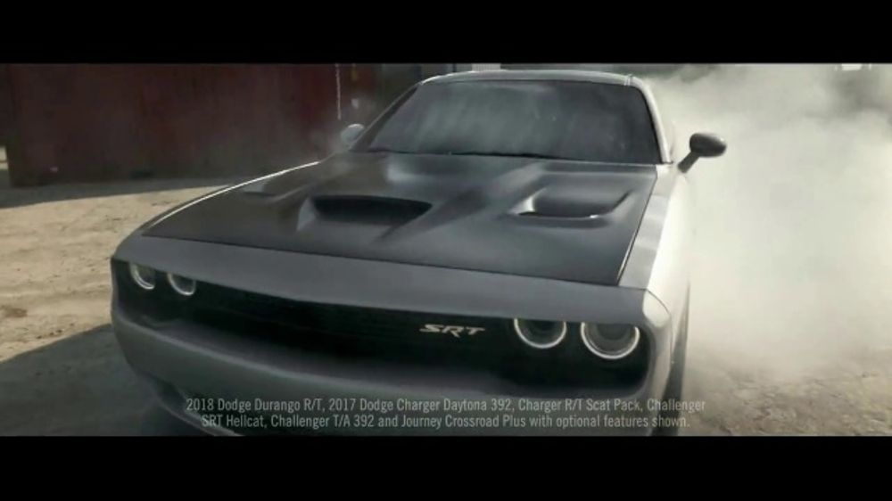 Dodge Drive And Discover Tv Commercial Brotherhood Feat Vin Diesel T2 Video