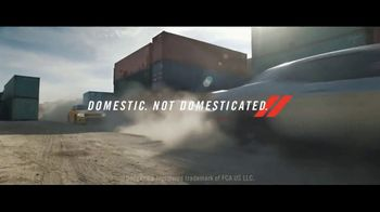 Dodge Drive and Discover TV Spot, 'Brotherhood' Feat. Vin Diesel [T2] - Thumbnail 6