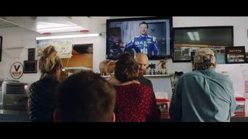Valvoline TV Spot, 'Transformers: The Last Knight' Ft. Dale Earnhardt, Jr. - Thumbnail 3