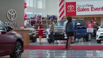 Toyota Time Sales Event TV Spot, '2017 Tundra Double Cab' [T2] - Thumbnail 1