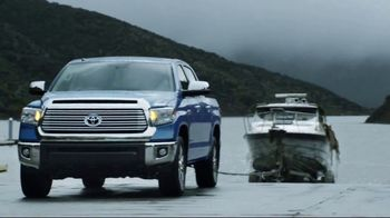 Toyota Time Sales Event TV Spot, '2017 Tundra Double Cab' [T2] - 108 commercial airings