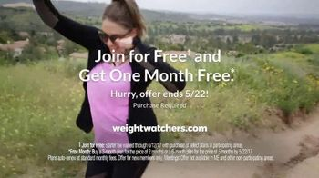 Weight Watchers TV Spot, 'That WW Feeling: One Month Free' - Thumbnail 9
