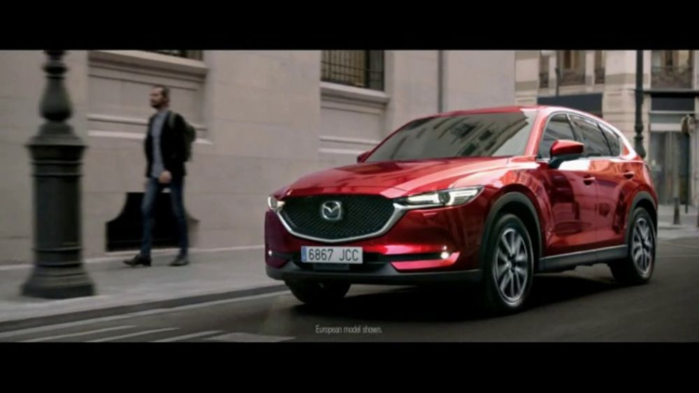 2017 Mazda CX-5 TV Commercial, 'Car As Art'
