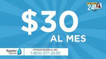 Rosetta Stone TV Spot, 'Metas' [Spanish] - Thumbnail 6