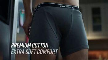 Gildan Platinum TV Spot, 'The Next Generation of Underwear' - Thumbnail 7