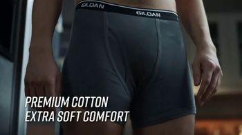Gildan Platinum TV Spot, 'The Next Generation of Underwear' - Thumbnail 8