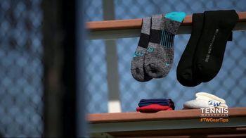 Tennis Warehouse TV Spot, 'Gear Tips: Sock Choice' - Thumbnail 4