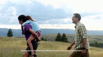 Montana Office of Tourism TV Spot, 'Montana Moment' - Thumbnail 9