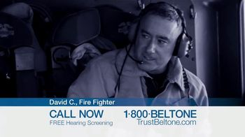 Beltone Trust TV Spot, 'David C., Firefighter and Beltone Trust User' - Thumbnail 2