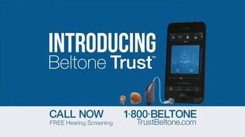 Beltone Trust TV Spot, 'David C., Firefighter and Beltone Trust User' - Thumbnail 5