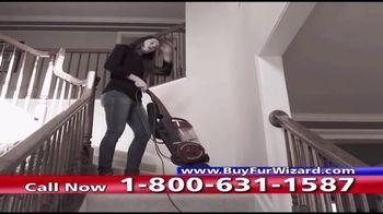 Hurricane Fur Wizard TV Spot, 'Put Lint in Its Place' - Thumbnail 7