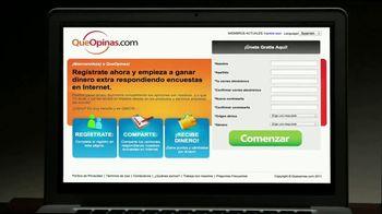 QueOpinas.com TV Spot, 'Dedo Gym' [Spanish] - Thumbnail 5
