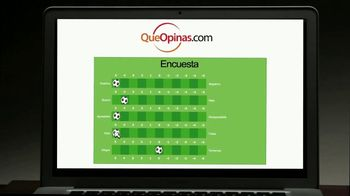 QueOpinas.com TV Spot, 'Dedo Gym' [Spanish] - Thumbnail 6