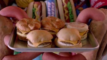 AmPm Black Forest Ham, Egg & Cheese Croissant TV Spot, 'Toomgis Share' - Thumbnail 2