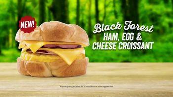 AmPm Black Forest Ham, Egg & Cheese Croissant TV Spot, 'Toomgis Share' - Thumbnail 9