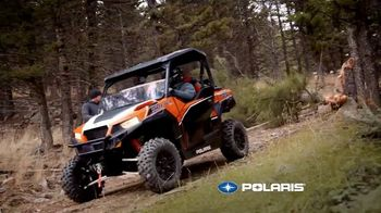 Polaris General TV Spot, 'Work or Play'