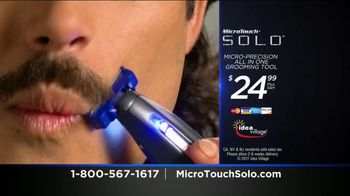 MicroTouch Solo TV Spot, 'Smart Razor' - Thumbnail 8