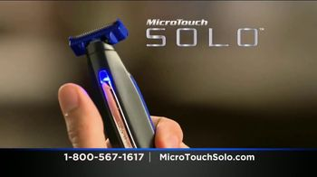 MicroTouch Solo TV Spot, 'Smart Razor' - Thumbnail 6