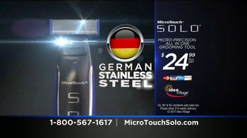 MicroTouch Solo TV Spot, 'Smart Razor' - Thumbnail 7