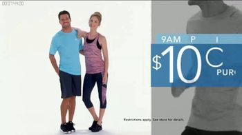 Stein Mart 12 Hour Sale TV Spot, 'Mother's Day: Sportswear and Quilts' - Thumbnail 5