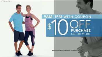 Stein Mart 12 Hour Sale TV Spot, 'Mother's Day: Sportswear and Quilts' - Thumbnail 6
