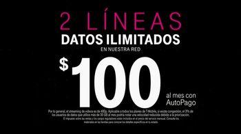 T-Mobile One TV Spot, 'Llévate un plan ilimitado' [Spanish] - Thumbnail 2