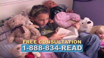 USA Reading Clinic TV Spot, 'Revolutionary Reading System' - Thumbnail 4